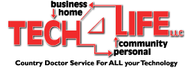 Tech 4 Life, LLC Logo