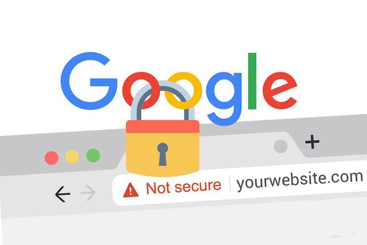 Google SSL secure