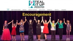 Teal It Up Ovarian Cancer Foundation