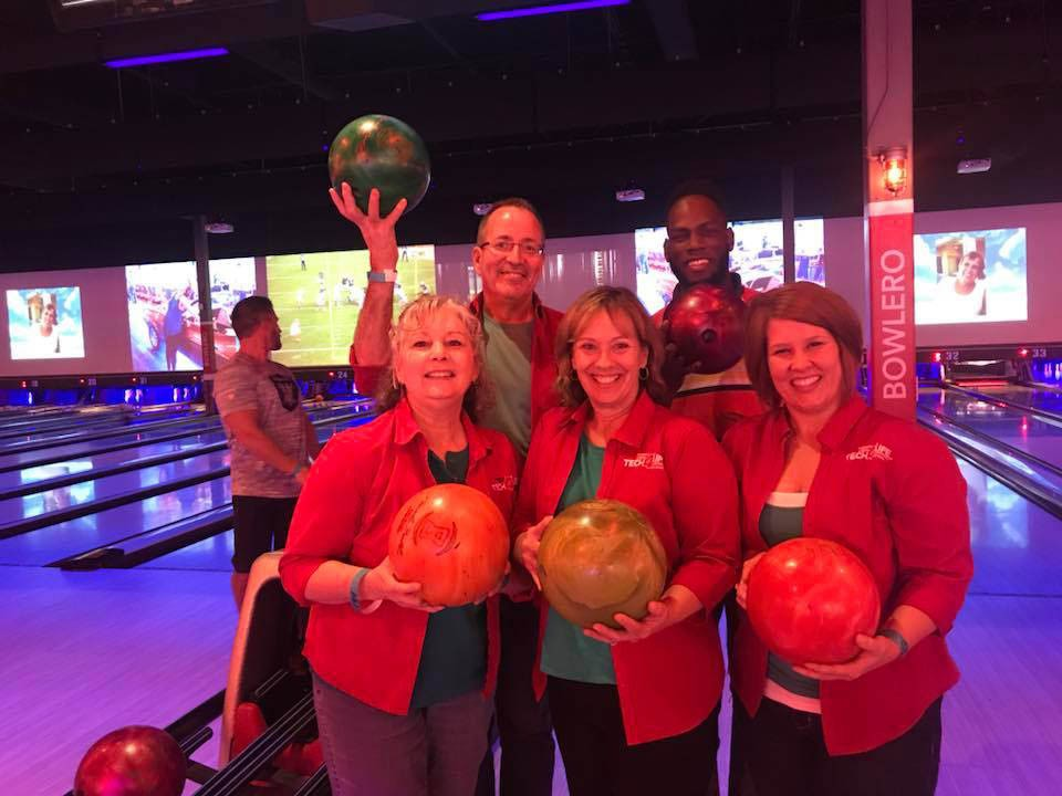 Teal It Up Bowling Fundraiser 2018