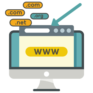 Register your domain