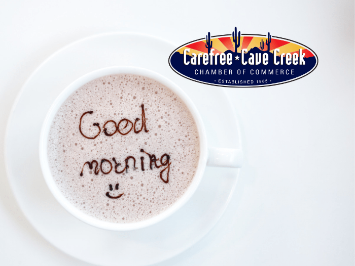 Business Breakfast with the Carefree Cave CReek Chamber of Commerce