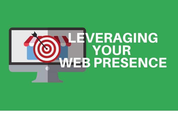 Leverage your web presence free class offered by tech 4 life