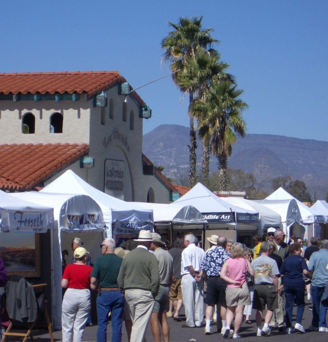 Carefree Fine Art & Wine Festival