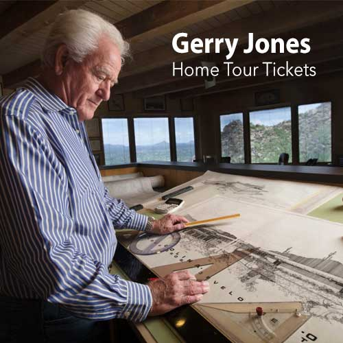 Gerry Jones Home Tour by the Cave Creek Museum