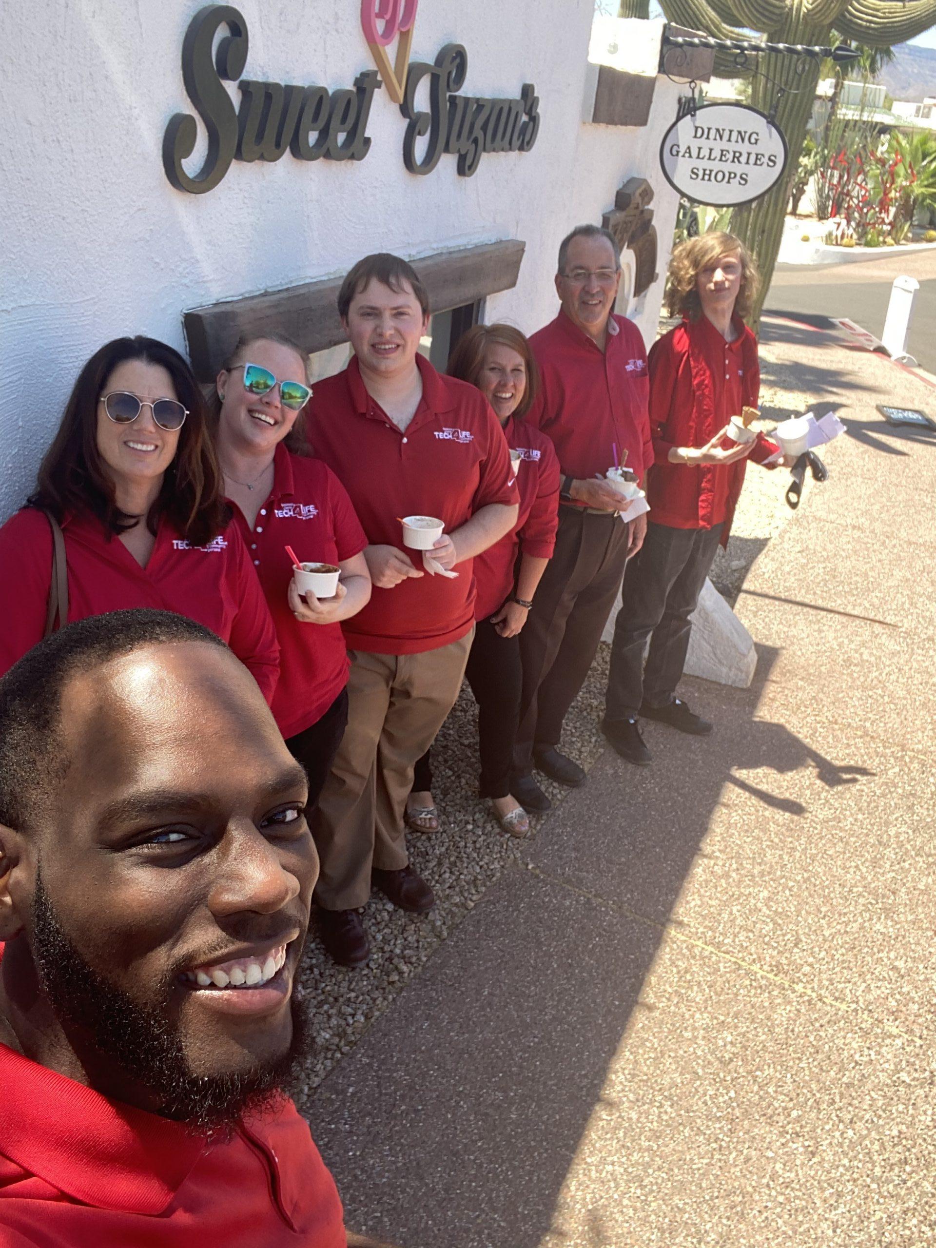Tech 4 Life Team
