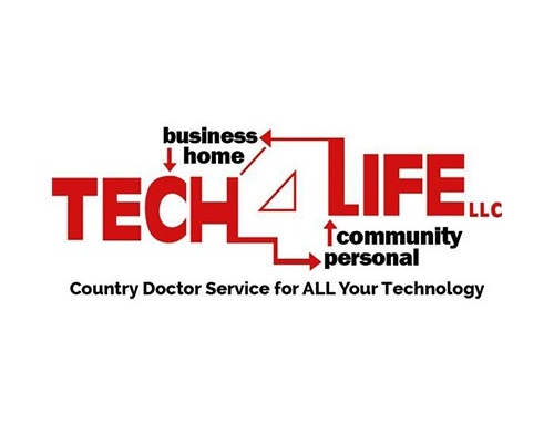 Tech 4 Life Computers and Websites