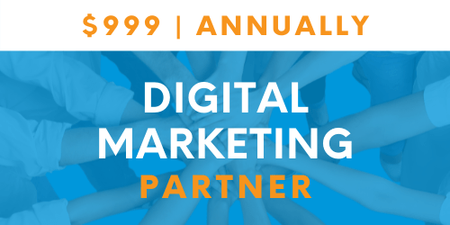 Community Partners Digital Marketing Package button